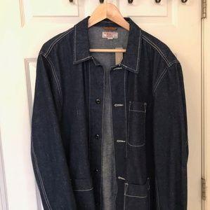 J.Crew workwear jacket